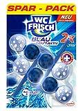 WC Frisch Kraft-Aktiv Blauspüler Chlor, 2 Stück