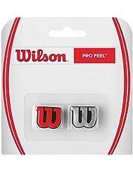 Wilson pro feel tapis amortisseur de vibrations (rouge)