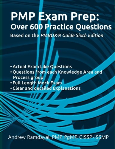 PDF]Download PMP Exam Prep Over 600 Practice Questions