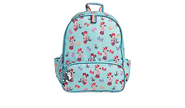 2e5ab4f7f Disney Minnie Mouse Backpack for Kids - Pink 427255770968: Amazon.in: Bags,  Wallets & Luggage