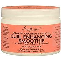 Shea Moisture Organic Curl Enhancing Smoothie 12 Ounces