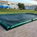 Telo invernale per piscine interrate 800 x 470cm