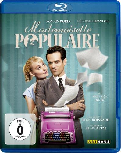 Bild von Mademoiselle Populaire [Blu-ray]