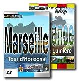 Frankreich Provence / Marseille - 2er Package [2 DVDs]