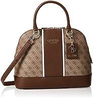 GUESS Womens Handbag, Brown - SG773707