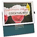 Miomente COCKTAIL-Box: Cocktailkurs-Gutschein - Geschenk-Idee Erlebnisgutschein