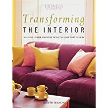Transforming the Interior by Judith Wilson (1998-10-27)