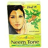 Hesh Neem Tone Maske Gesicht fettige Haut Brufoli schwarze Punkte Akne Poren dilatati