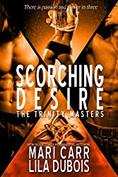 Scorching Desire (Trinity Masters Book 3) (English Edition)