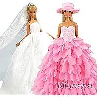 Vestidos de barbie de noche cortos
