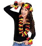 Hawaii - Set 4tlg Fan Deutschland FAN - Artikel