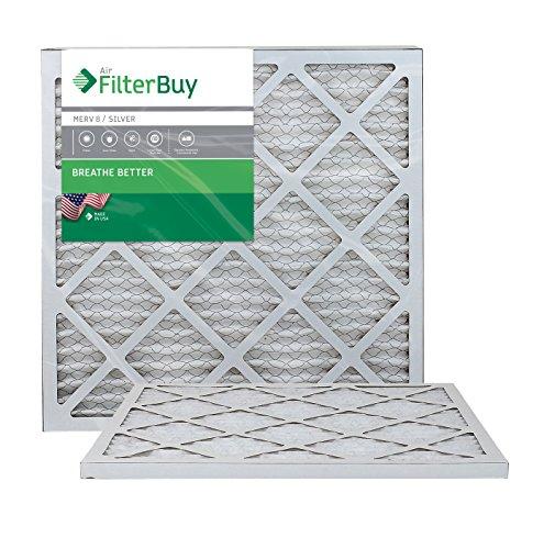 Ofen Filter/Air Filter-AFB Silber Merv 8(2Pack), AFB20x22x1M8pk2 - Ofen-filter 20x22x2