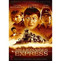 Millionaires Express [DVD] by Sammo Hung