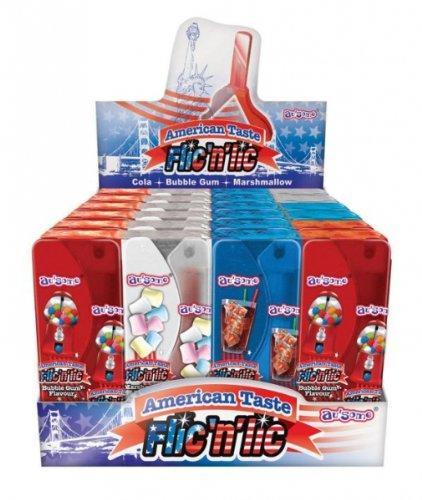 flicnlic-american-taste-menge14g