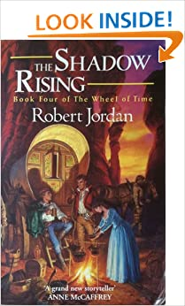 Book The Shadow Rising: Book Four of 'the Wheel of Time'