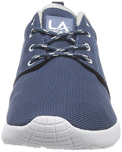 L.A. Gear  Sunrise, Sneakers basses femmes Bleu - Blau (Navy-White 04)