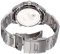 Swiss Military 6-5007.04.007 - Reloj de Caballero de Cuarzo, Correa de Acero Inoxidable Color Plata de Swiss Military