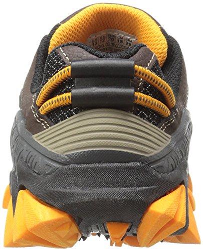 Sneaker Bambini Grigio Arancia Skechers Trail Frantoio dtSngq