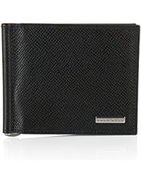 Hugo Boss Kartenetui mit Money Clip Signature 6CC von Boss schwarz 50311740001