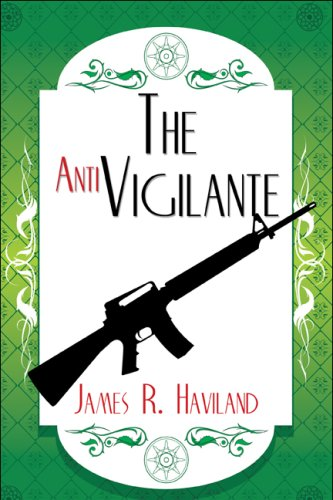 The Antivigilante Cover Image