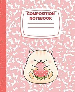 Cute Kawaii Strawberry Hamster College