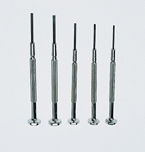 Dollhouse Miniature Jewelers Screwdriver Set by Cir-Kit Concepts Electrical (Jewelers Kit)