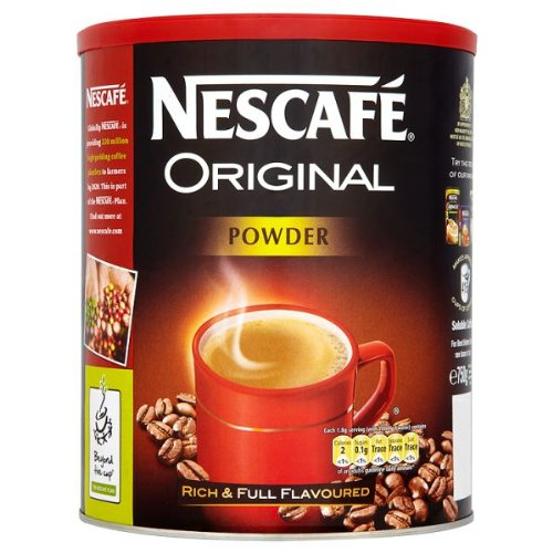Nescafé 750g de poudre d'origine
