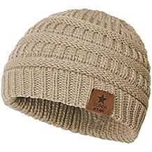 Azue caldo berretto invernale Baby Ragazzo Slouch Beanie Bambini Unisex b4c0b552a1e7