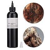 Inchiostro per tatuaggi Premium, 250 ml Accessorio per inchiostro da pigmento per tatuaggi facile da colorare professionale di lunga durata Perfetto per principianti o tatuatori(#1)