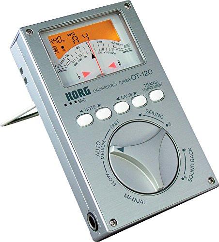 KORG OT-12O, Chromatisches Orchester-Stimmgerät / Tuner