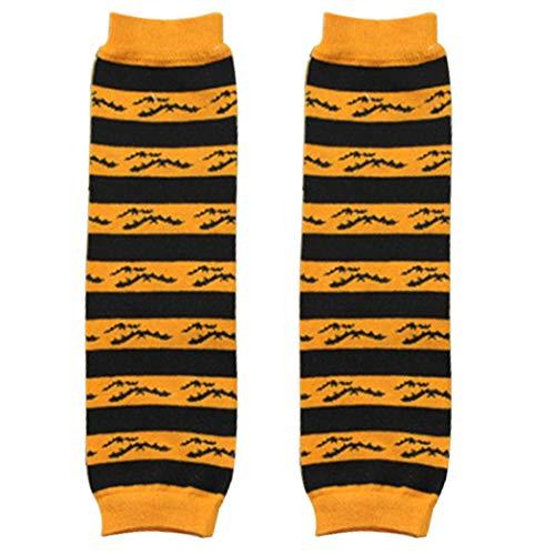 rmer Mode Muster Baumwolle Sicherheit Baby Knieschützer für Halloween ()