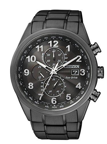 Citizen h800 crono radiocotrollato at8018-56e - orologio da polso uomo