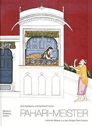 Pahari-Meister: Höfische Malerei aus den Bergen Nord-Indiens (Rietberg-Serie zur indischen Kunst)