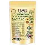 Multivitamin-Kapseln - Pflanzenextrakt basiert mit TetraSOD® - Super-Antioxidans (180 Kapseln - beutel)