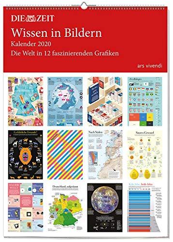 Die Zeit - Wissen in Bildern 2020: Posterkalender