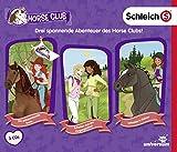 Schleich-Horse Club Hörspielbox 1 -
