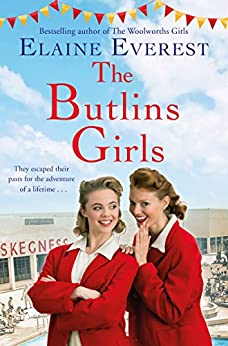 The Butlins Girls by [Everest, Elaine]