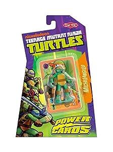 Turtles - Juego de Cartas, para 1 o más Jugadores (Tactic Games UK 40893) (Importado)
