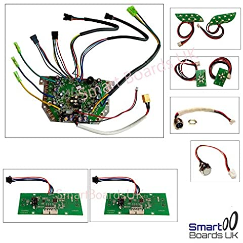 KIT DE RÉPARATION PCB Hoverboard 3 PLANCHE SYSTÈME - Swegway 2 roues Smart Scooter Gyro Main PCB