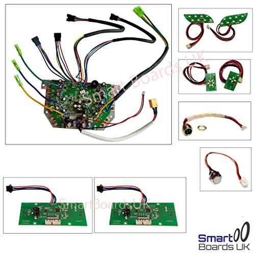 Hoverboard PCB REPAIR KIT 3 BOARD SYSTEM - Swegway 2 Wheel Smart Scooter  Gyro Main PCB