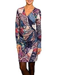 SMASH Avelina Vestido Con Fruncido-A1682336, Robe Femme