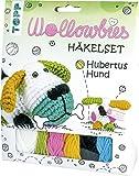 Wollowbies Häkelset Hubertus Hund: Anleitung und Material für einen bunten