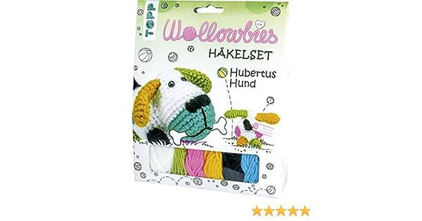 Wollowbies Häkelset Hubertus Hund Anleitung Und Material Für Einen
