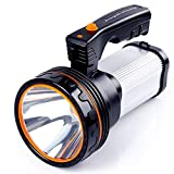 ALFLASH High Power Rechargeable LED Torch Lantern 7000 Lumens Super Bright Waterproof IPX4