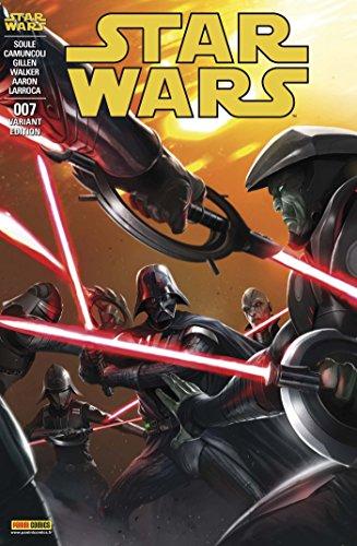 Star Wars nº7 (Couverture 2/2) par Collectif
