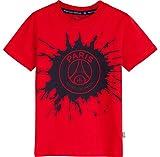T-shirt PSG - Collection officielle PARIS SAINT GERMAIN - Tee shirt taille enfant garçon 14 ans
