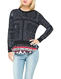 Desigual Jupiter - Sweat-shirt - Imprimé - Femme