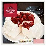 Morrisons Raspberry Pavlova, 315g (Frozen)