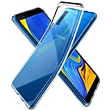 Spigen [Liquid Crystal] Case for Samsung Galaxy A7 2018,