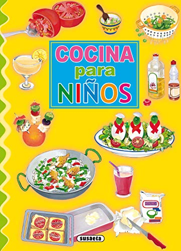 COCINA PARA NIÑOS (Adivinanzas y Chistes) por Equipo Susaeta